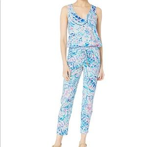 NWT Lilly Pulitzer Jumpsuit